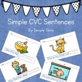 Simple CVC Sentences
