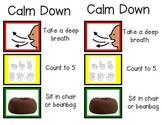 Simple Calm Down Visual