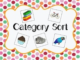 Simple Picture Category Sort