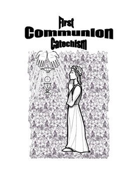 First Communion Catechism Workbook