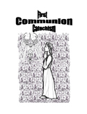 Girl's First Communion Catechism Workbook