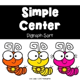 Simple Center- Digraph Sort