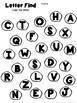 Simple Center- Snowball Alphabet Toss