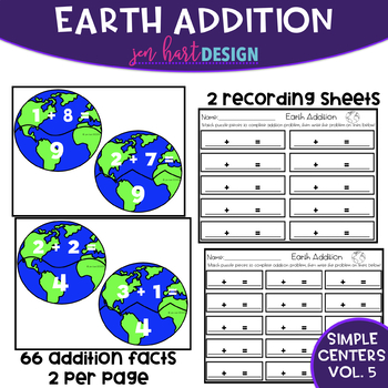Simple Centers - Earth Addition {Vol.5}