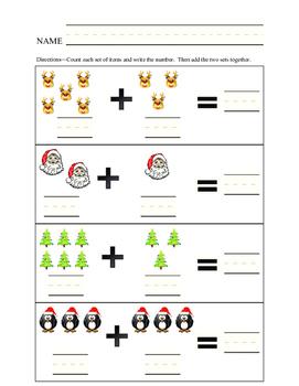 Simple Christmas Addition