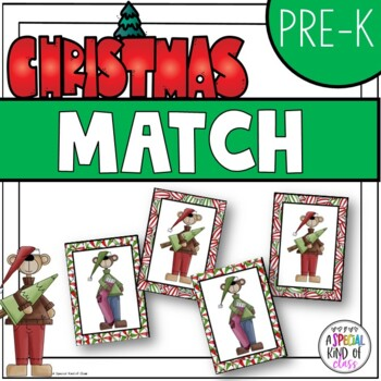 Simple Christmas Matching game