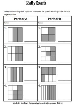 Simple Circle and Square Fractions Multi-Structure Bundle