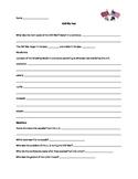 Simple Civil War Test/Template/Short Ansr/Vocab/Essay/Study Prep/SpEd/Home Sch