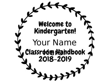 Simple Classroom Handbook Logo