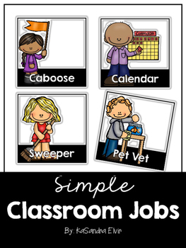 Simple Classroom Jobs