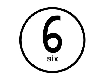 Simple Classroom Numbers