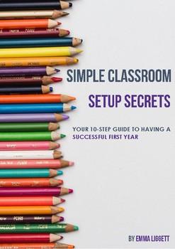 Simple Classroom Setup Secrets