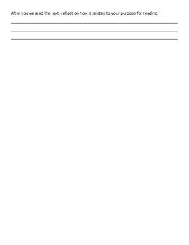 Simple Close Read Form