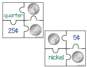 Simple Coin Puzzles