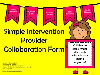 Simple Collaboration Form