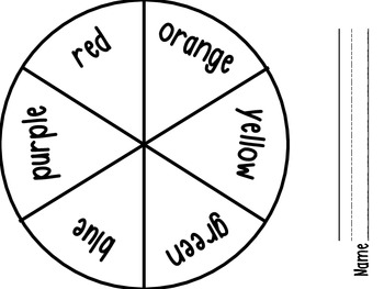 Simple Color Wheel