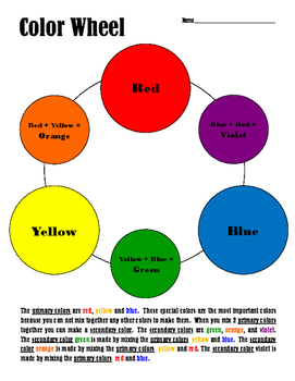 Simple Color Wheel Bundle