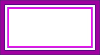 Simple Colored Frames
