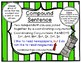 Simple, Compound, & Complex Sentences Game - 30 Task Cards