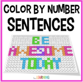 Simple, Compound, and Complex Sentence Mystery Picture