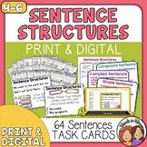 Sentence Structure Simple Compound and Complex Sentences T