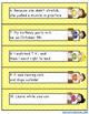 Simple, Compound, and Complex Sentences Fiddle Strips!