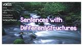 Simple, Compound, and Complex Sentences (Sentences with Different Structures)