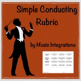 Simple Conducting Rubric