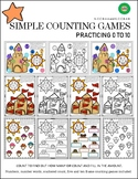 Simple Counting Games 0 - 10 for summer