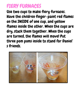 Simple Crafts: Fiery Furnace