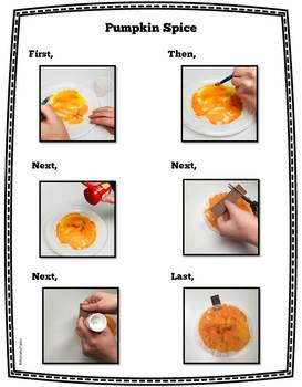 Simple Crafts for Problem Solving and Sequencing: Fall