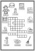 Simple Crossword Puzzles Bundle