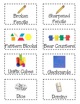 Simple, Cute Supply Labels for Organization