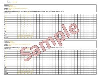 Simple Data Sheet