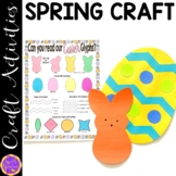 Simple Easter Egg Craft Activity