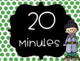 Simple Editable Rotation Timer