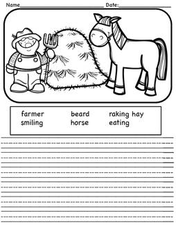 Simple Farm Writing