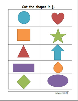 Simple Fraction Practice