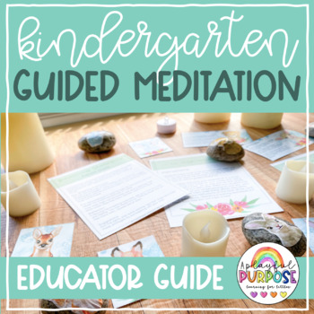 Simple French Guided Meditation Guide (kindergarten friendly)
