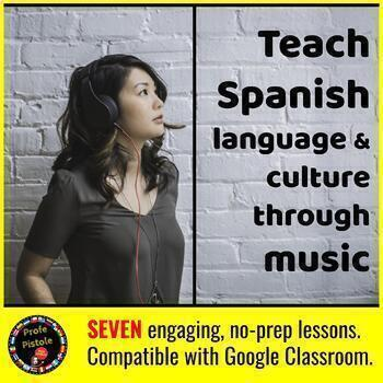 Simple, Fun, Engaging, No-Prep Cultural/Music Assignments!