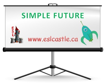 Simple Future Course Notes