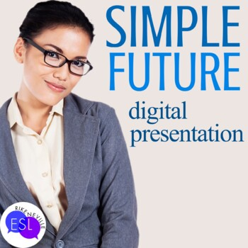 Simple Future Digital Presentation
