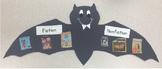 Simple Genre Sort Bat Craft/Bulletin Board
