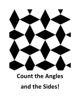 Simple Geometry Count the Angles and the Sides of Shapes i