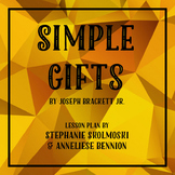 Simple Gifts Musical Lesson Plan