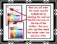 Easy Graphic Design Digital Penguin - Google Drawing or Google Slides Valentine