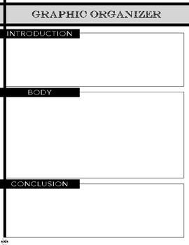 Simple Graphic Organizer