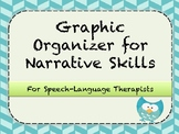 Simple Graphic Organizer for Narrative Skills