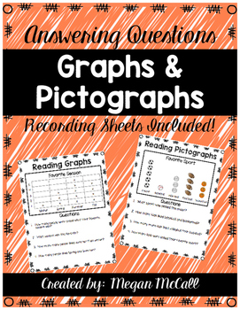 Simple Graphs and Pictographs--Using Data to Answer Questions