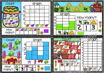 Simple Graphs for Little Learners ~ Promethean Board Flip Chart and Printables